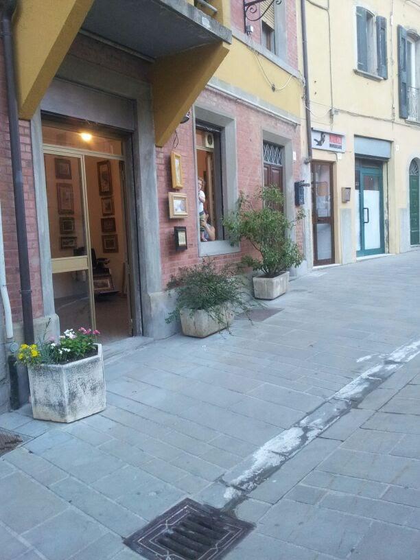 Piazza Ramazotti - Monghidoro