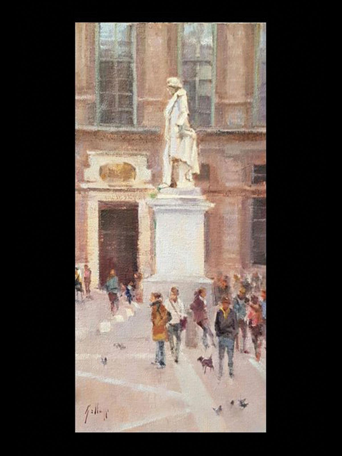 Piazza Carignano – Torino