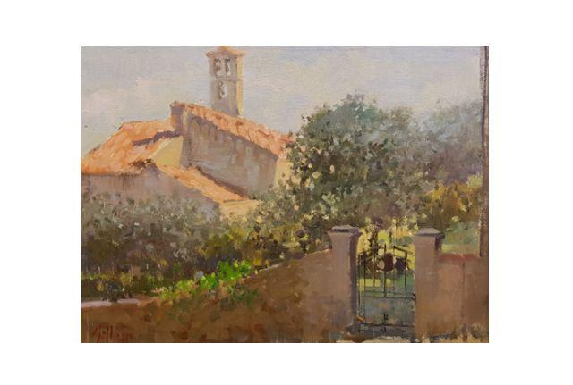San Francesco Massa Marittima (18 x 24)