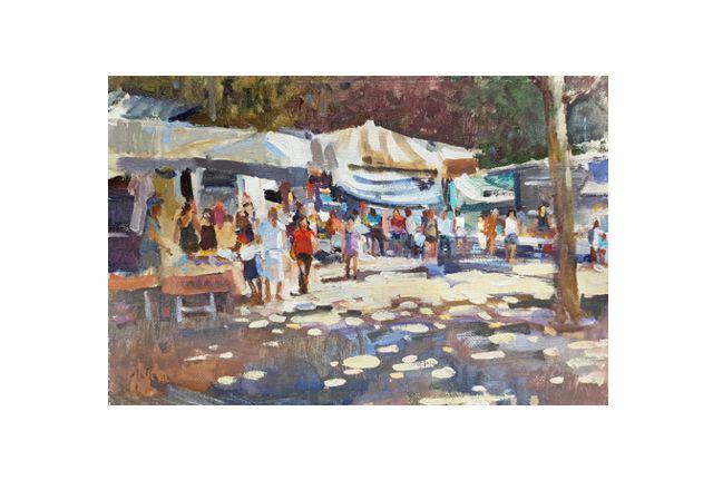 mercato (20 x 30)
