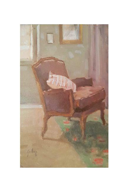 armchair (14 x 22)